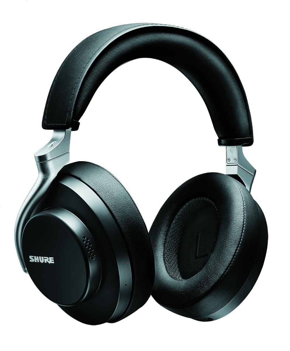 Shure AONIC50 premium trådløsa hörlurar - Svart