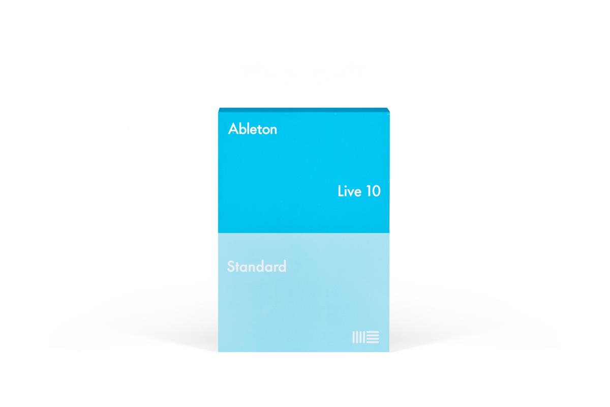 Ableton Live 10 Standard Edition, UPG from Live Lite