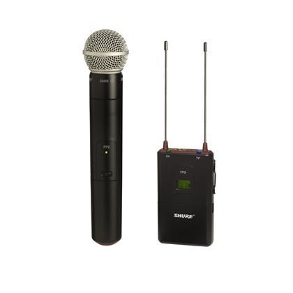Shure FP25 Portable Handheld System w/SM58
