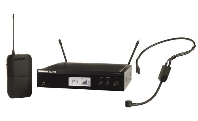 Shure BLX14R Headset System med PGA31 Headset