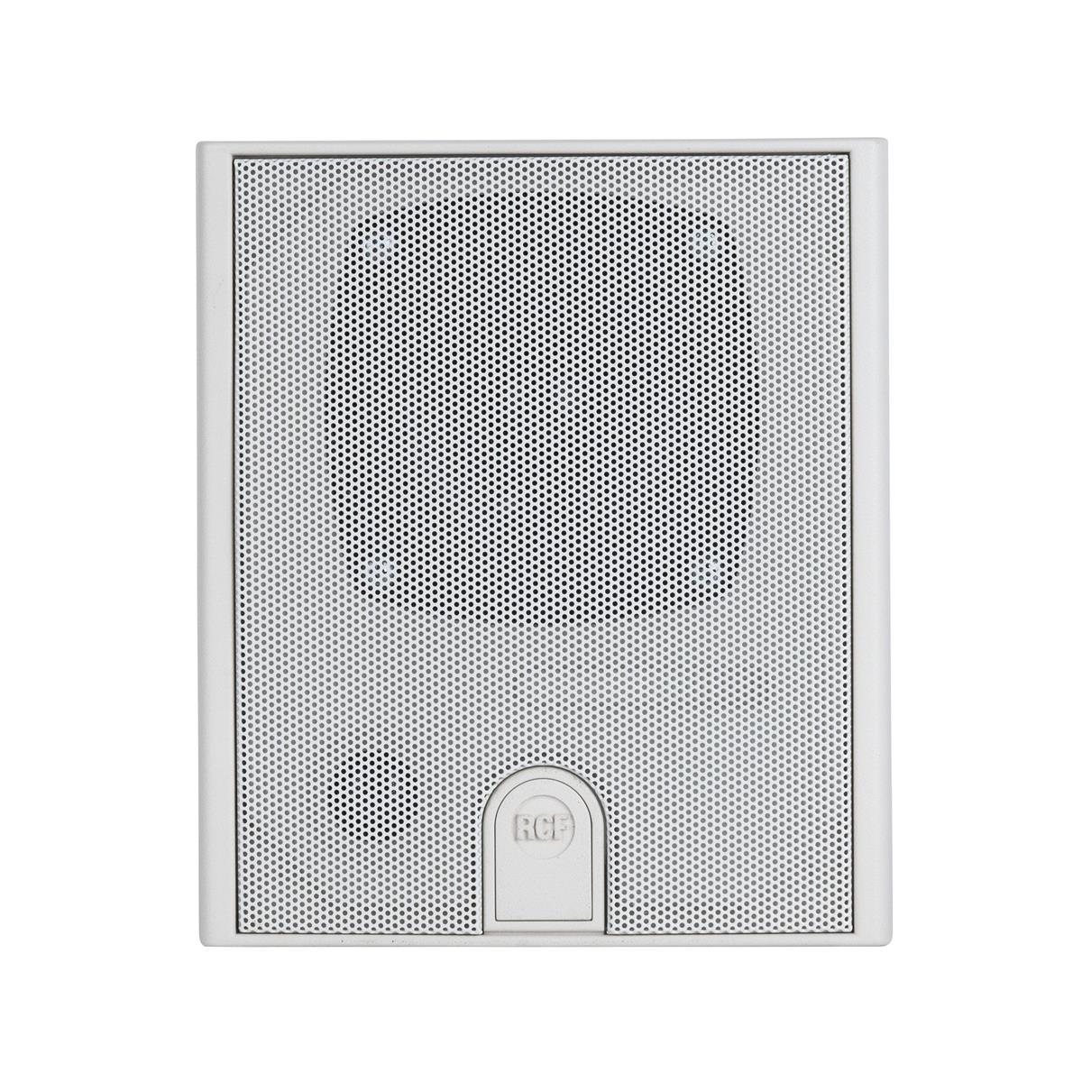 RCF DU 31 2 way in-wall mounting speaker 6W 100V, white