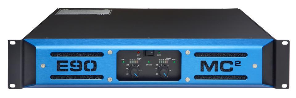 4800W Channel stereo amp