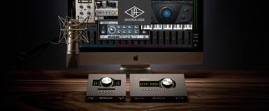 Apollo Twin eller x4 = Auto-Tune, Manley og UA plug-ins gratis