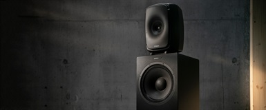 Genelec med nye The Ones og nytt Adaptive Woofer System