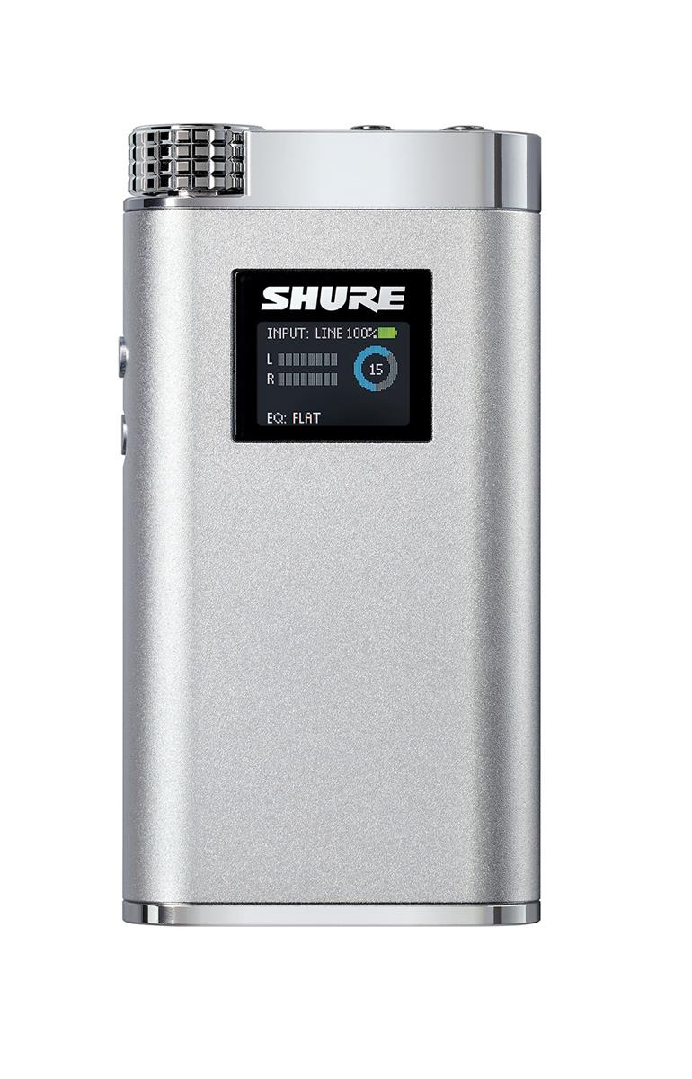 Shure SHA900 Portable Premium DAC Amplifier for headphones