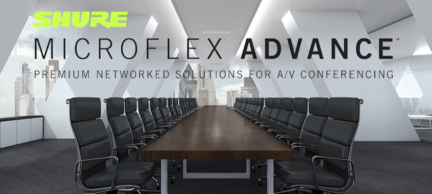 MXA - Den komplette møteromsløsningen