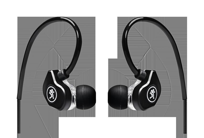 Mackie CR-BUDS+ ørepropper m/mic, black