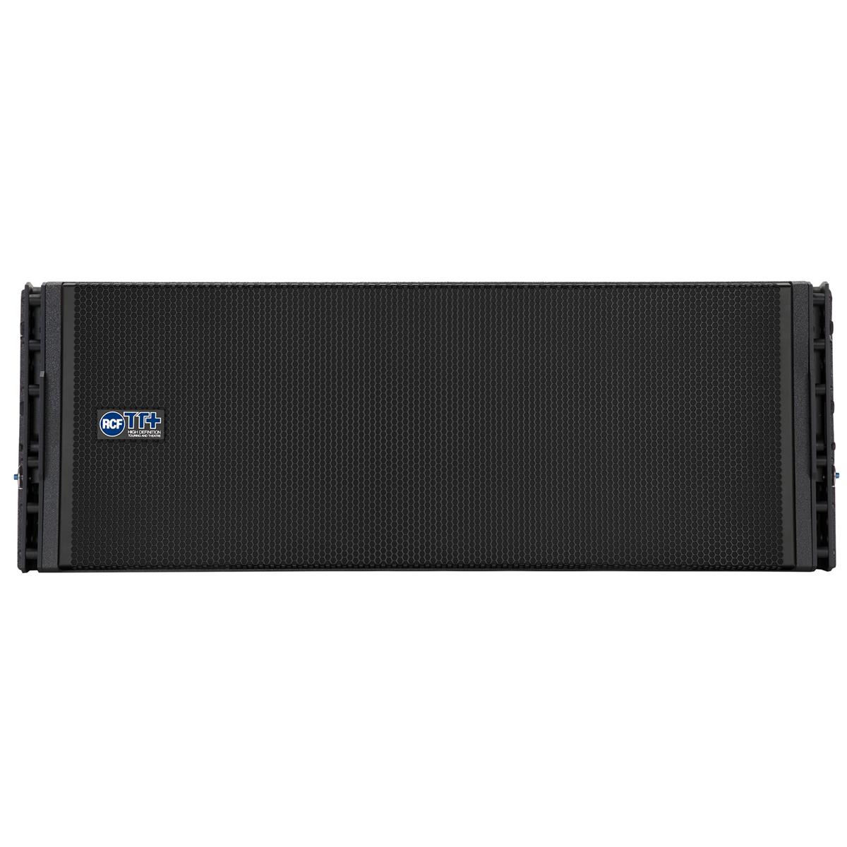 RCF Active 3-way line array module 2x12in +10in + 3x1.5in 35