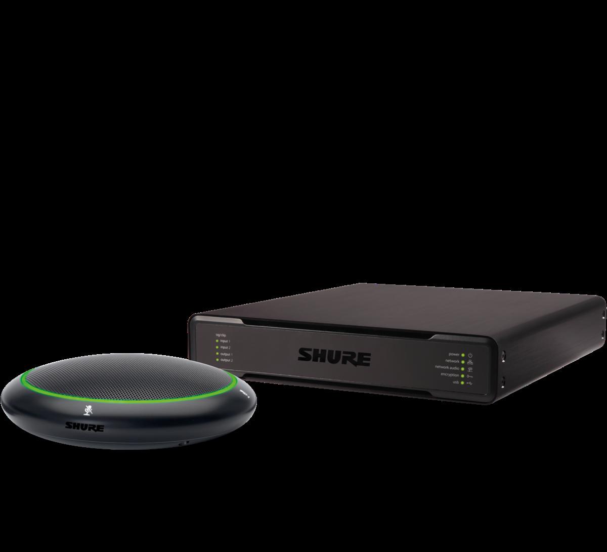 Shure MXA310 and P300 Table Array Intellimix White