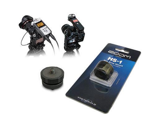Zoom HS-1 kamerasko for H1, H4n, H5, H6