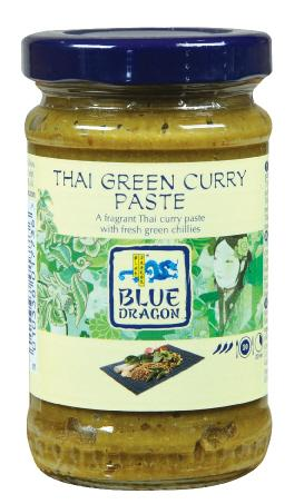Green curry paste 400 g aroy-d