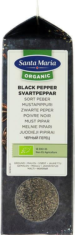 Pepper sort malt 6/330 g økologisk