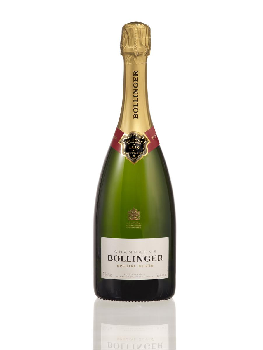 Champagne bollinger special cuvee 12 % 6/0,75 ltr***