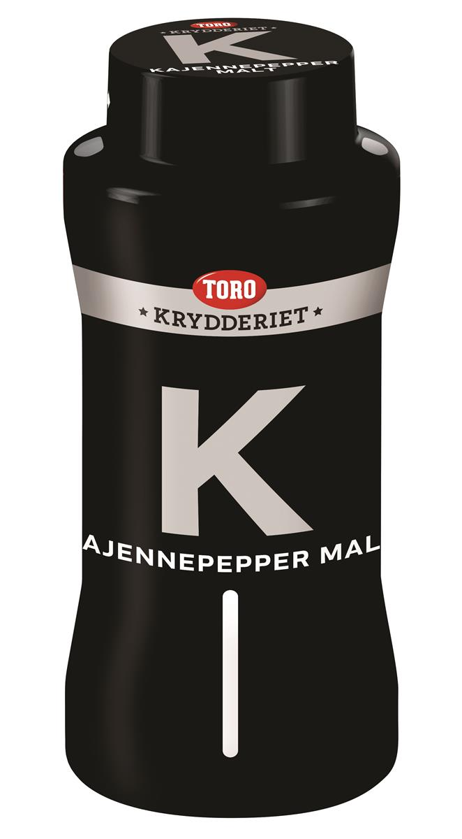 Cayenne pepper malt 450 g