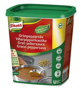 Peppersaus pasta knorr 8 lt