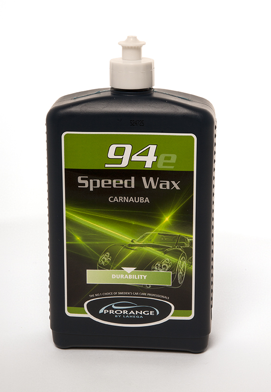 Prorange Speed Wax 94e
