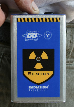 SENTRY EC - NIST calibrated (Includes batteries, USB cable)
