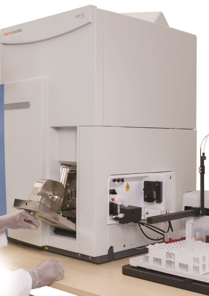 iCAP™ TQs ICP-MS - Triple Quadrupole