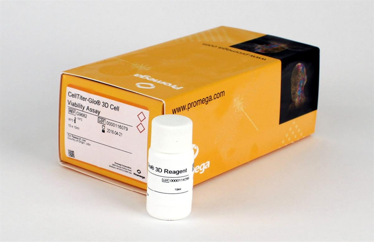 CellTiter-Glo 3D Cell Viability Assay, 10ml