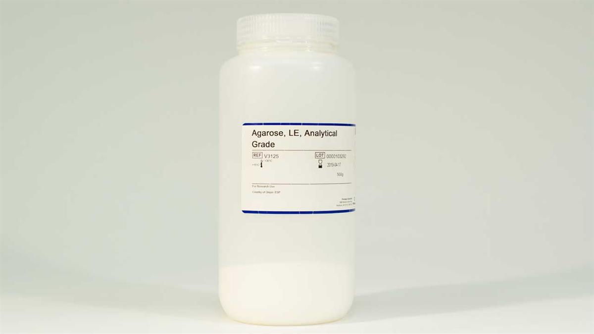Agarose, LE, Analytical Grade
