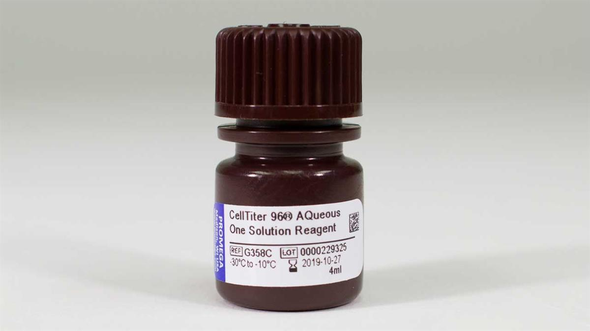 CellTiter 96 AQueous One Solution Cell Proliferation Assay