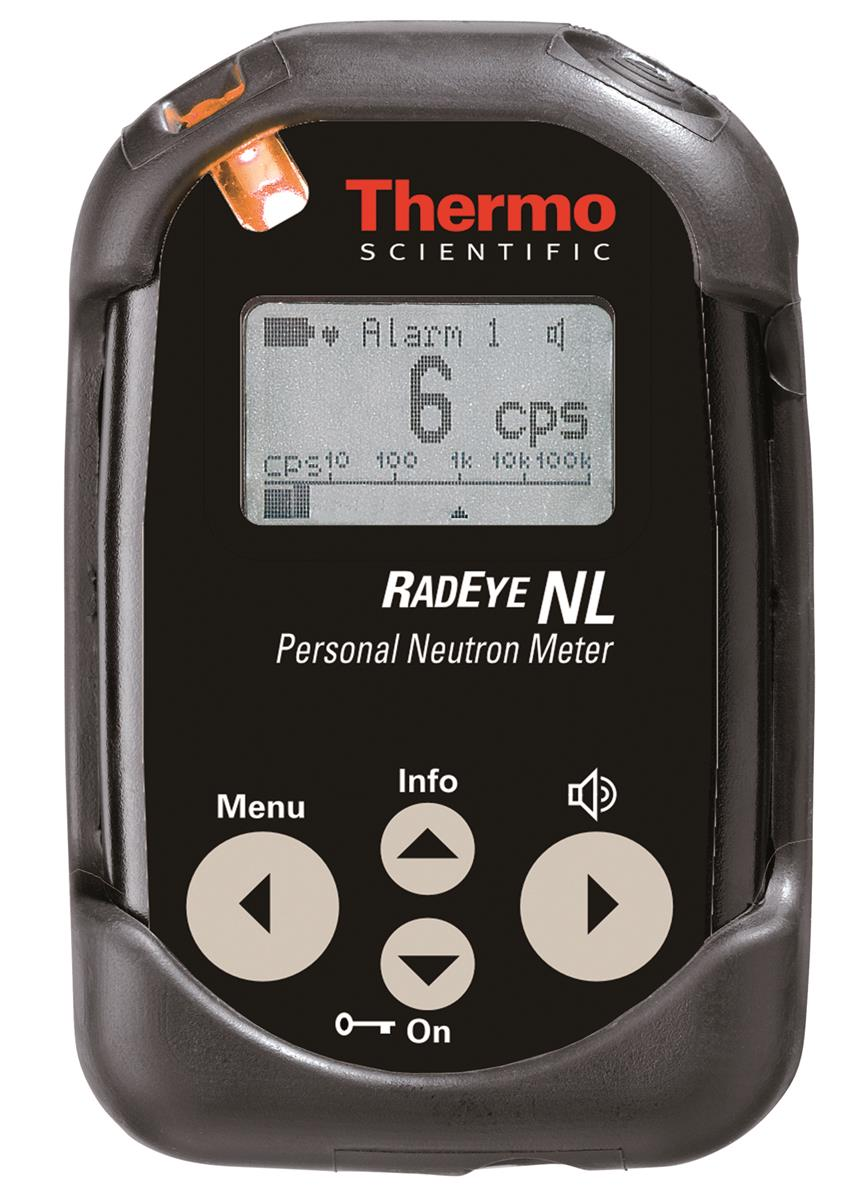 RadEye NL, Neutron pocket meter with excellent gamma rejecti