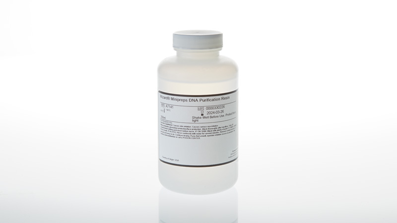 Wizard Minipreps DNA Purification Resin