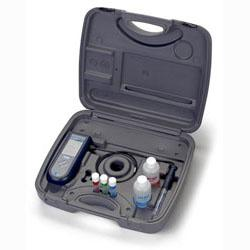 Bærbart pH-meter, sensION + PH1 DL, m/5052T probe, koffert