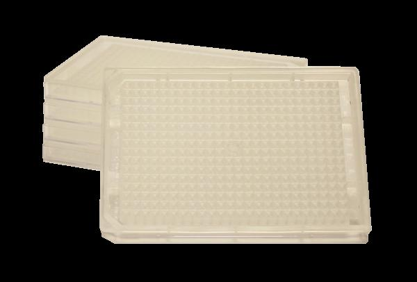 384-Well Low Profile Microplate, 160/pk