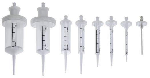 Pipettespiss Gilson Repet-Tips 0,1mL