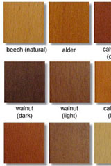 Furniture colors